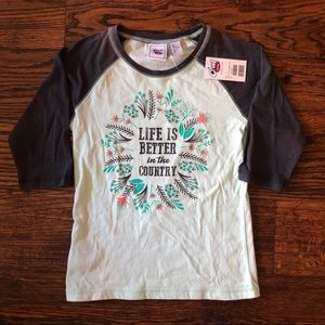 Cruel Girl Life is Better in the Country NWT 6/7
